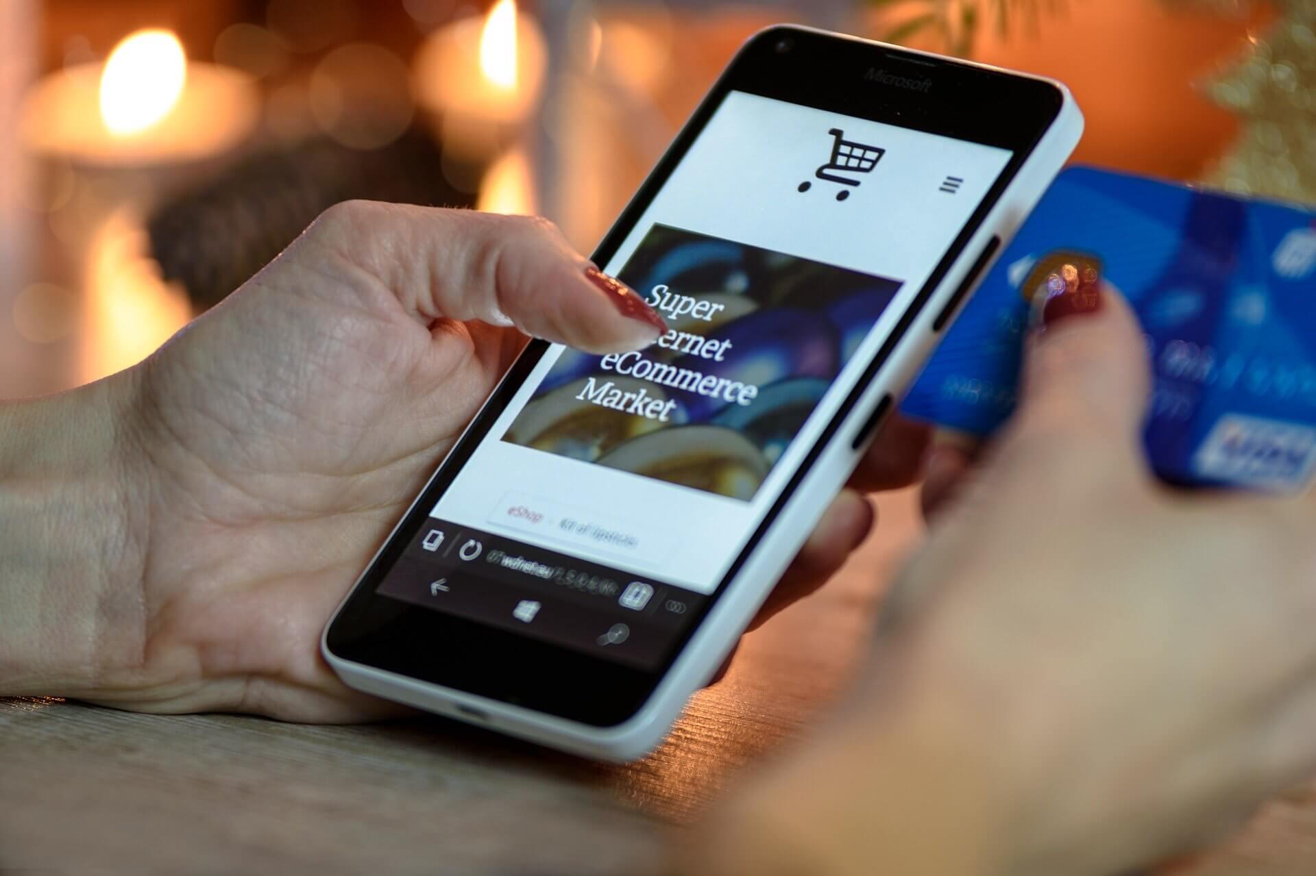 O zakupach w internecie. Siła i zalety branży e-commerce